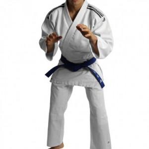 Кимоно для дзюдо Adidas Club J350 Junior White р. 150